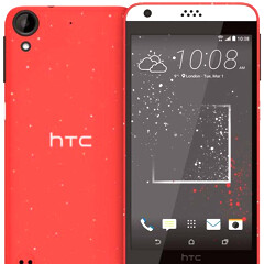 Funky HTC A16 pictured, could be an affordable Desire