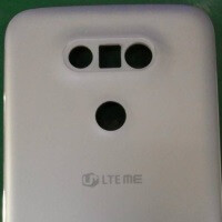 LG G5 back panel for South Korean carrier LG Uplus leaks out - this is the real deal!