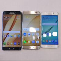 Samsung Galaxy S7 edge vs Samsung Galaxy S6 edge vs Samsung Galaxy S6 edge+: first look