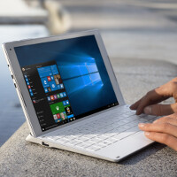 Alcatel unveils the PLUS 10: the multimedia consumer's Windows 10 laptop-tablet hybrid