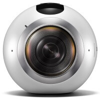 Samsung announces the Gear 360 camera for taking immersive 360-degree footage