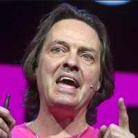 T-Mobile CEO Legere says its network is now