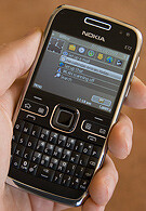 Hands-on with the Nokia E72