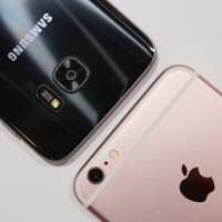 Samsung Galaxy S7 edge vs Apple iPhone 6s Plus: first look