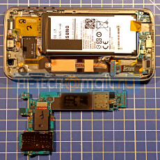 First Galaxy S7 teardown reveals the liquid cooling system