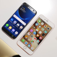 5 things that the Samsung Galaxy S7 edge has over the Apple iPhone 6s Plus