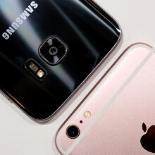 Samsung Galaxy S7 vs iPhone 6s Plus optical image stabilization video comparison