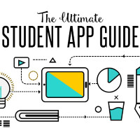 Infographic: the best Android and iOS apps for students