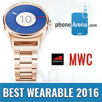 Best wearable of MWC 2016