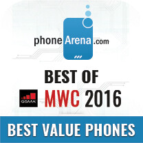Best value phones of MWC 2016: PhoneArena Awards