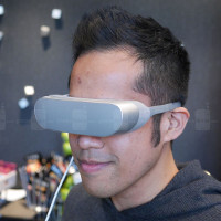 Have you ever tried VR (Virtual Reality)?