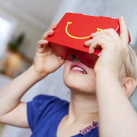 McDonald's to convert its Happy Meal boxes into Google Cardboard VR goggles