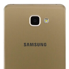 This is the Samsung Galaxy A9 Pro (Android 6.0 Marshmallow and 4 GB of RAM on board)