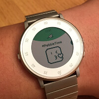 Pebble Time updates add jumbo-sized emoji and changes to both iOS and Android apps