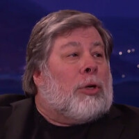 The Woz tells Conan why he sides with Apple on the impasse with the FBI