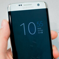 """Small but """"urgent"""" update sent to the Samsung Galaxy S7 edge"""