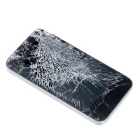 U.S. Cellular will give you up to $300 for your trade, even with a cracked screen