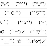 Did you know: your iPhone has a hidden wealth of dozens of ASCII emoji