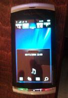 Rumors about the Sony Ericsson Kurara spring to life