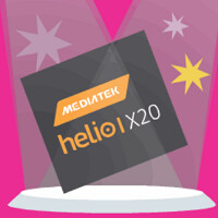 MediaTek Helio X20 with deca-core CPU to hit the market next month; faster Helio X25 now official
