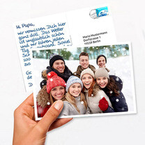 Send real postcards from your smartphone with these 4 great apps