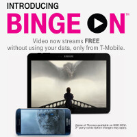 T-Mobile amps up Binge On, adds YouTube as official provider
