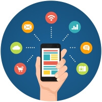 Let this infographic clue you in on how much mobile applications really matter