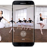 Showcase: Motion panorama with the Galaxy S7 and S7 edge
