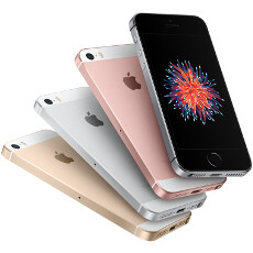 Apple iPhone SE: the official images gallery