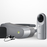 LG 360 VR and LG 360 Cam prices set at $199.99, pre-orders go live at B&H