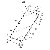 Foldable Samsung smartphone revealed by patents in an advanced development stage