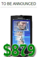 Sony Ericsson Xperia X10 will set you back with $879, gets delayed?
