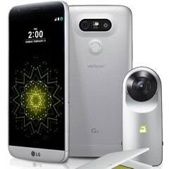 Verizon opens LG G5 pre-orders, launches the LG K4 LTE