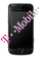 The Samsung T949 – a handset with touch-sensitive screen for T-Mobile?