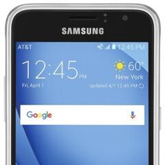 Samsung Galaxy J1 (2016) coming soon to AT&T