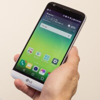 LG G5 user interface walkthrough – a saunter through the modular one