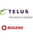 Telus and Rogers ape AT&T and Verizon in Battle of the Cellular Carriers