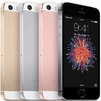 CNBC: Apple iPhone SE draws 3.4 million pre-orders in China; Rose Gold and Gold models lead the way