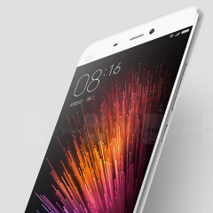 The ceramic Xiaomi Mi 5 survives torture test against a key, saw, file and even a drill