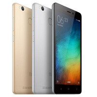 Xiaomi Redmi 3 Pro gets announced, dons 3GB of RAM and a fingerprint scanner aboard