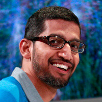 Google CEO Sundar Pichai official salary for 2015 was more than $100 million