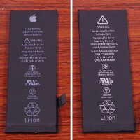 The iPhone SE has a bigger battery than the iPhone 5s