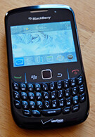 Hands on with the BlackBerry Curve 8530