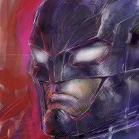 Watch a Marvel and DC Comics illustrator do what he does best with an iPad Pro and Apple Pencil