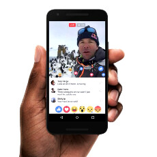 Facebook takes on YouTube, rolls out Live video tab, reactions and comments