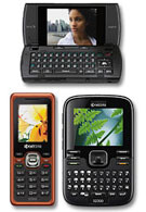 Kyocera introduces the Incognito SCP-6760, Torino S2300 and Domino S1310