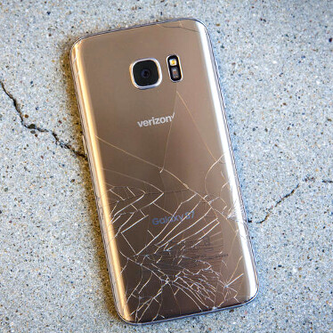 Galaxy S7 Edge Screen Replacement Is 270 Are You