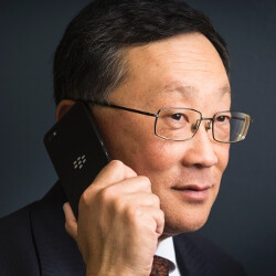 John Chen confirms BlackBerry plans for two new Android handsets