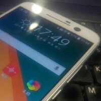 New pictures of the white HTC 10 appear