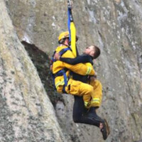 Man climbs rock to propose via FaceTime, ends up rescued by helicopter and arrested